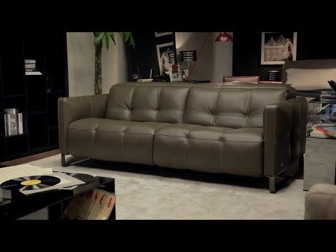natuzzi sofas philo natuzzi italia sofa youtube. Black Bedroom Furniture Sets. Home Design Ideas