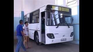 Владелец маршрут №3 оснастил все автобусы GPS и автоинформаторами для объявления остановок(ТОО «Айна», занимающиеся пассажироперевозками в г. Актау оснастило 20 автобусов JPS--навигаторами, являющиеся..., 2014-07-22T04:44:37.000Z)