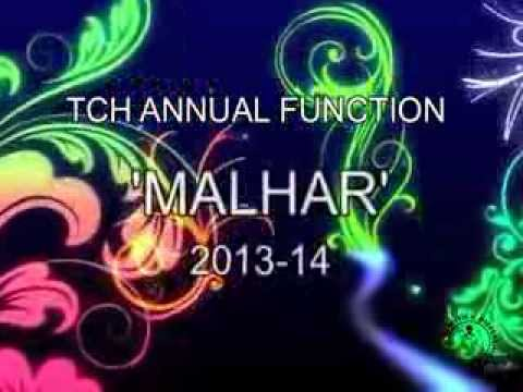 Tch annual function malhar 2013 relationships theme - Annual function theme ideas ...