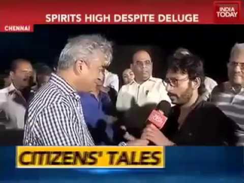 Tight slap to Rajdeep Sardesai