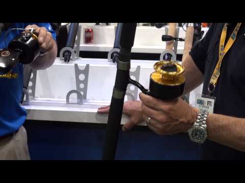 Penn Z Series Spinning Reels At ICAST 2013