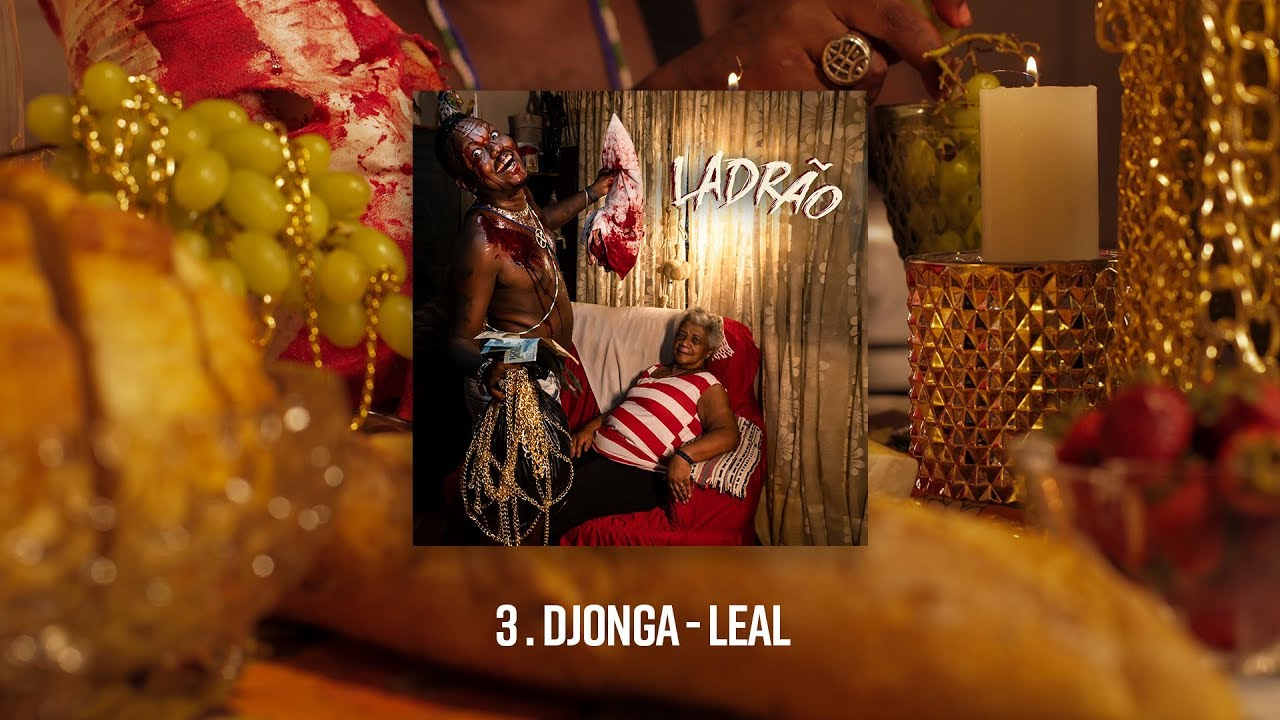 3 . Djonga - Leal