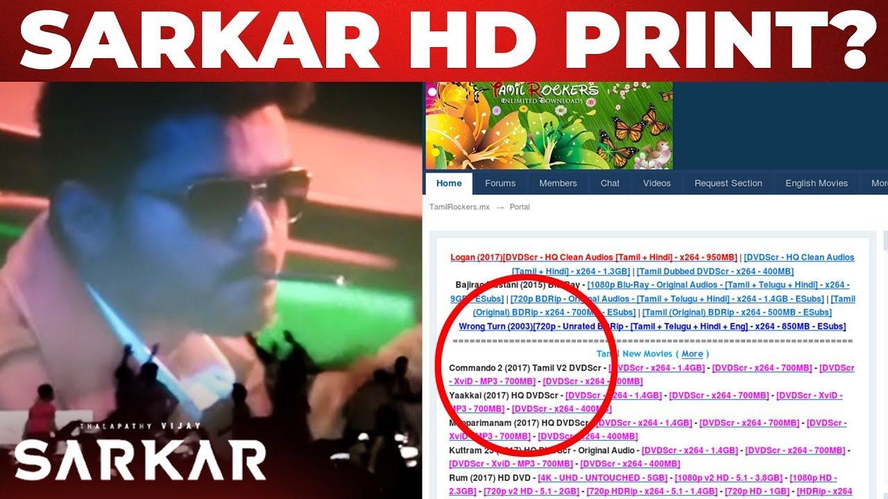 tamil rockers.com sarkar tamil movie download
