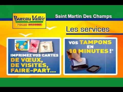 Bureau valleeSaint Martin Des Champs YouTube