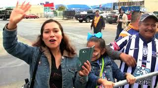 Tuzostv: Color Pachuca Vs Tigres en Dallas