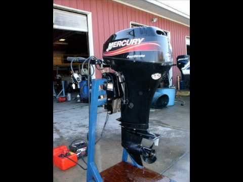 2005 mercury 25 hp big foot elh outboard boat motor youtube rh youtube com 25 HP Mariner Thermostat Location 25 HP Mariner Outboard Service