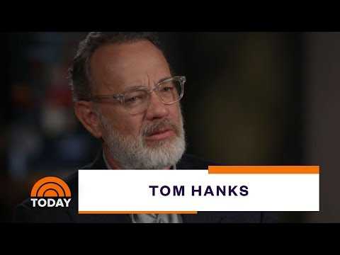 Tom Hanks On 'A Beautiful Day In The Neighborhood' (Full Interview) | TODAY