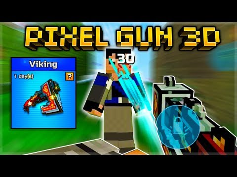 Pixel Gun 3D | F2P WOW! Mythical VIKING Shot Returned And It's CHEAP!