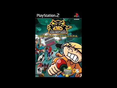Codename: KND: Operation VIDEOGAME Music - Main Menu Theme