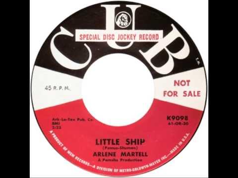 "Arlene Martell -- ""Little Ship"" (Cub) 1961"