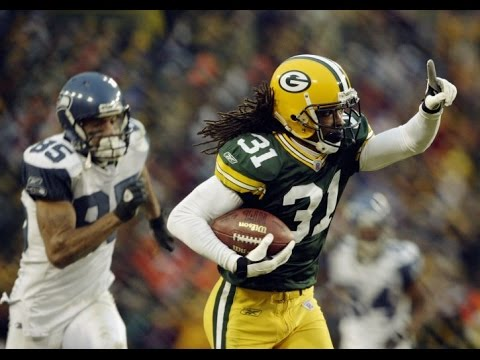 2003 WK 18 NFC Wildcard Seattle Seahawks (10-6) @ Green Bay Packers (10-6)