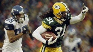 2003 WK 18 NFC Wildcard Seattle Seahawks (10-6) @ Green Bay Packers (10-6)