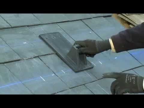 Solar Pv Slate Roof Fixing Bracket Youtube