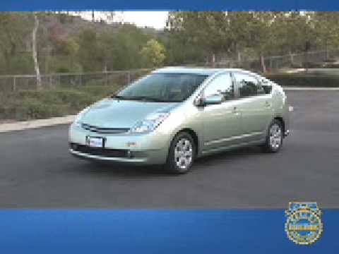 Nice 2006 Toyota Prius Review   Kelley Blue Book   YouTube
