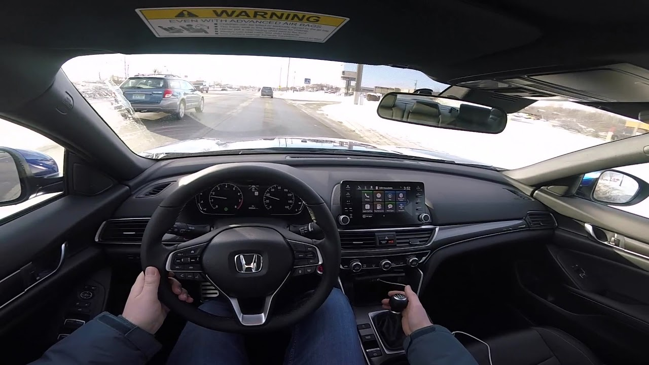 First Impressions: Adaptive Cruise Control with a Manual