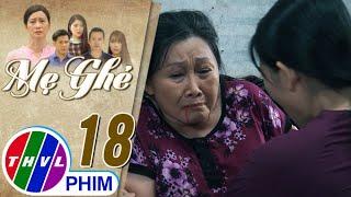 Mẹ ghẻ - Tập 18[3]: Bà Sang hộc máu vì bị con gái lừa lấy mất căn nhà