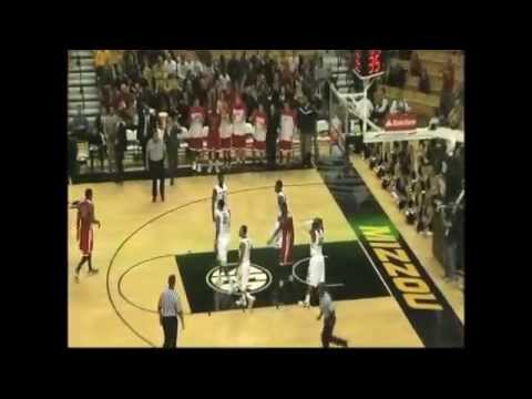 Marland Smith Southeast Missouri State Guard Highlights 20122013