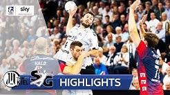 THW Kiel - SG Flensburg-Handewitt | Highlights - LIQUI MOLY Handball-Bundesliga 2019/20