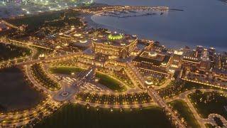 Abu Dhabi Royal Wedding - AL Nahyan Family Palace.
