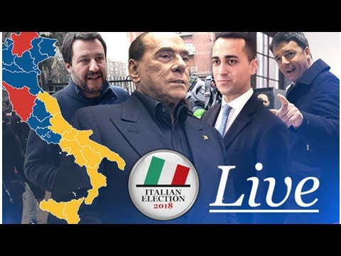 Italian election results LIVE updates: Renzi quits as Salvini REJECTS Five Star coalition