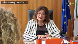 VALERIA CIARAMBINO  elezioni regionali 2020