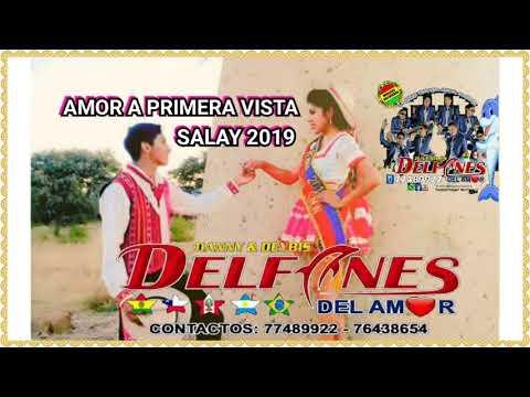 LOS DELFINES DEL AMOR 2019 - SALAY AMOR A PRIMERA VISTA
