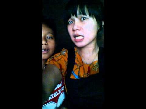 Shella Yolanda LO GUE END (asli no Makeup ReaL)