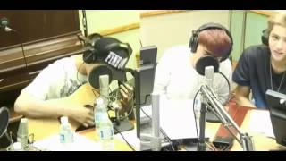 130813 EXO at Sukira. D.O Chanyeol - Nothing on you [Bruno Mars]