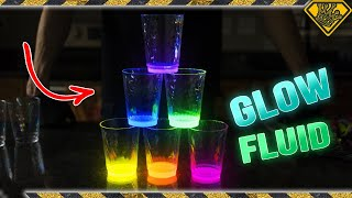 Download Surprising Reaction With Dish Soap and Glowsticks Mp3 and Videos