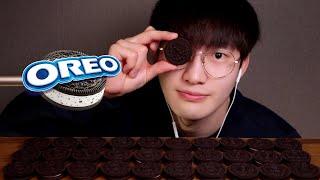 Oreo Cookie milk chocolate cre…