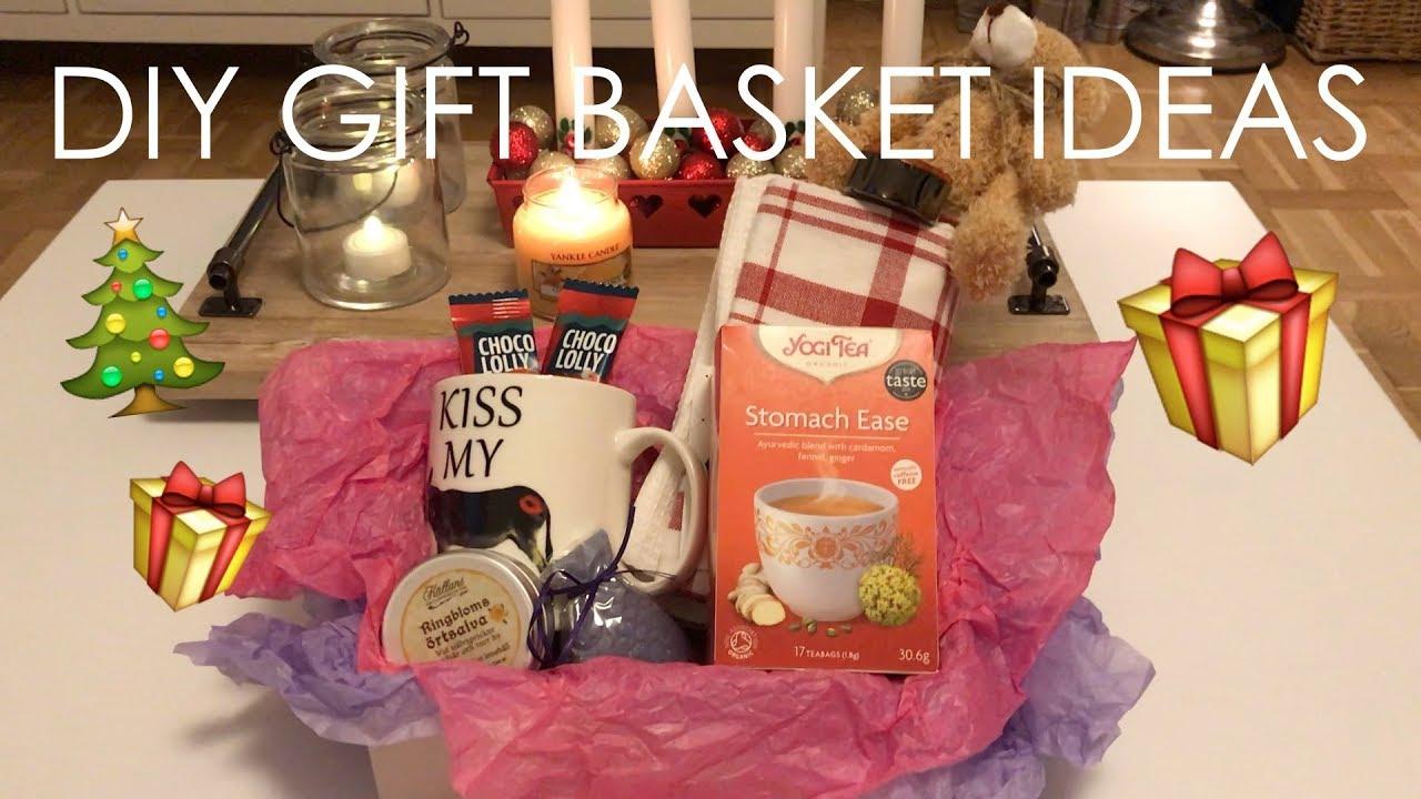 Diy Dollar Gift Basket Ideas