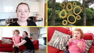 DAY IN THE LIFE OF AN IRISH MOM || STAY AT HOME MOM || COLLAB