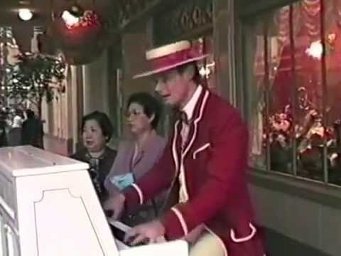 Bicycle Piano 4 - Ragtime Johnny