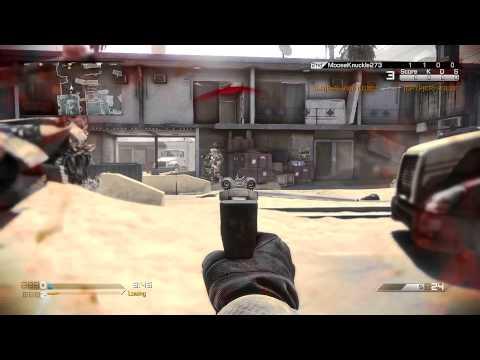 ¡Doble Juego De Armas! - CoD Ghosts Live Gameplay 1080p HD