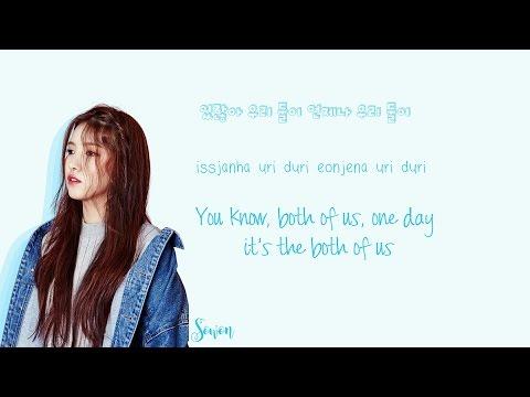 GFriend - Fall In Love Lyrics (물들어요) Han|Rom|Eng Color Coded