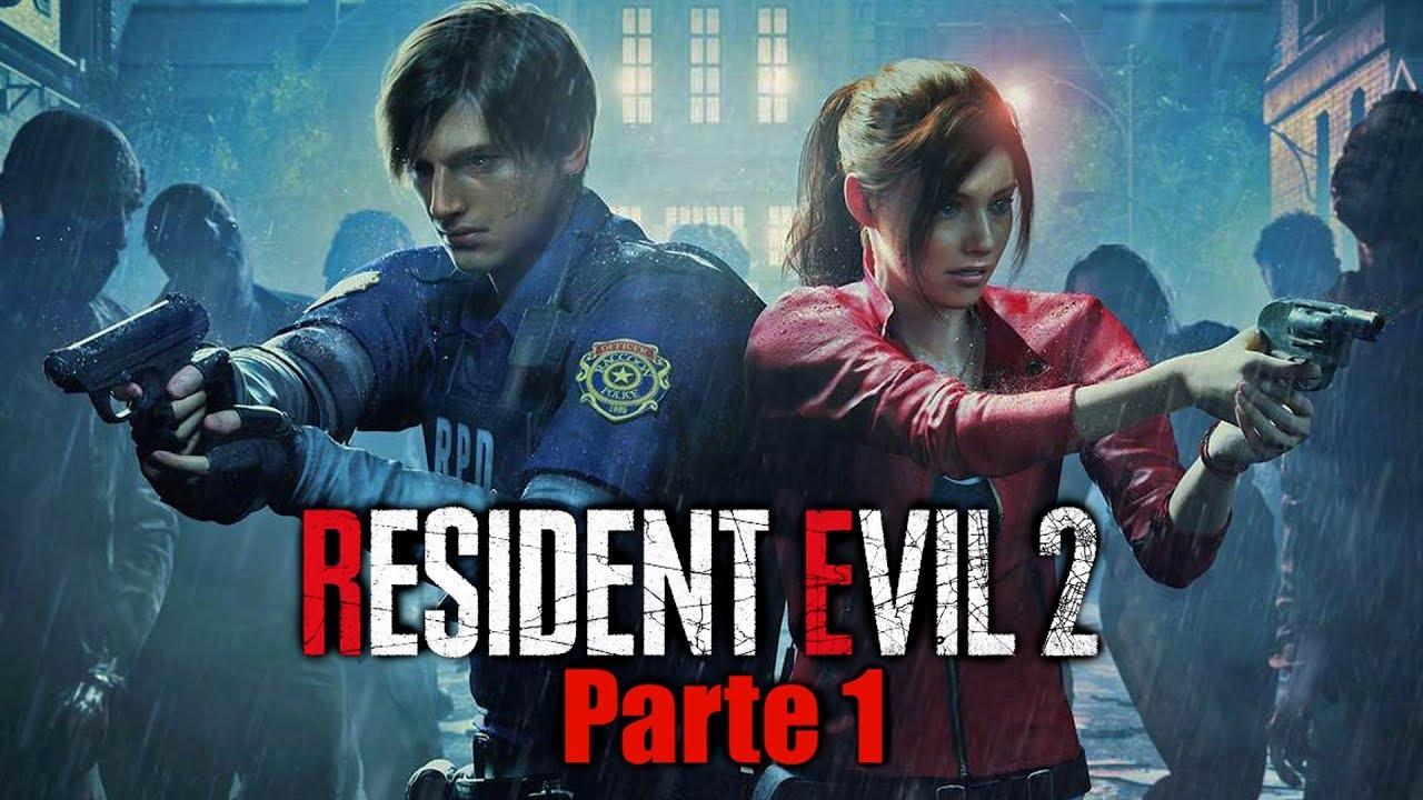 Resident Evil 2 Remake (Leon) - Parte 1 Gameplay en Español - PS4 PRO [1080p 60fps]