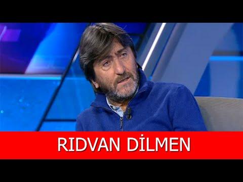 Rıdvan Dilmen Kimdir?