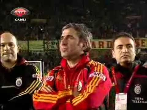 Ali Sami Yen'e Veda Gecesi Hüzünlü Dakikalar...