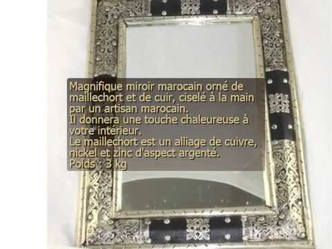 Miroir marocain youtube - Miroir hublot maison du monde ...
