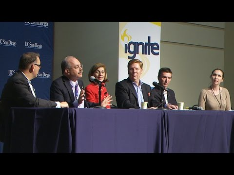 The Future of the Innovation Economy:  Ignite at UC San Diego