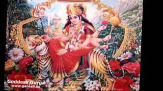 Akhiyaan Udeek Diyan-Narendra Chanchal mata bhajan.flv