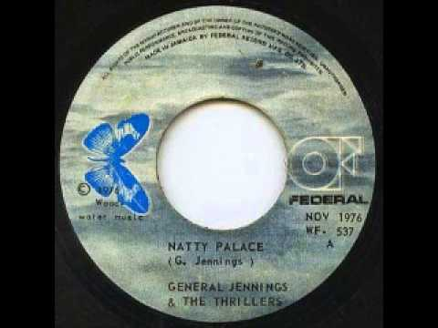 General Jennings - Natty Palace [1976]