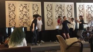 Cô bé có chiếc răng khểnh  Rehearsal for Thanh Hoa live show 30:04:2017