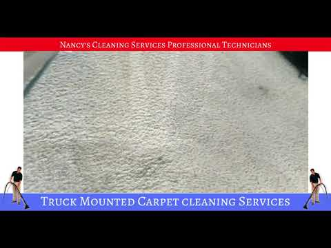 Santa Barbara Carpet Cleaning Services By Nancys Cleaning Services Team
