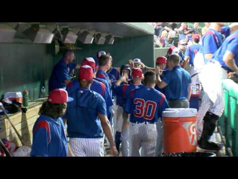 South Bend Scores 9 Unanswered Runs in Win Over Fort Wayne (May 27, 2017)