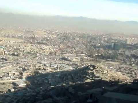 Kabul View from TV Hill Afghanistan 01