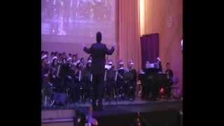 KJ 10 Pujilah Tuhan Sang Raja & NKB 217 Semua Yang Tercipta (Natal 2012) - One Heart 4JC Band