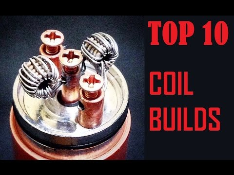 how to make good vape coils