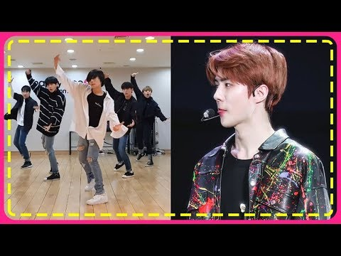 Trainee Group HNB Covered EXO's [Tempo] Dance... Everyone Wants Them To Debut Right At This Second