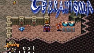 [Retrogaming] Terranigma [SNES] - Un Action-RPG hors du commun [FR]